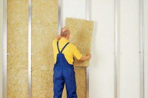 Как изолировать стену от шума соседей