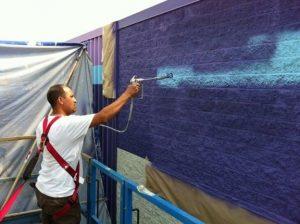 Норма покраски стен на человека