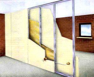 Устройство стен из гипсокартона своими руками