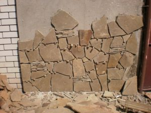 Природный камень цементный раствор бетон чикаго темный