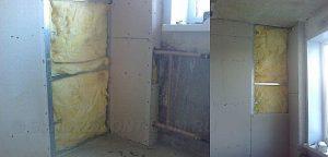 Как утеплить торцевую стену в квартире изнутри