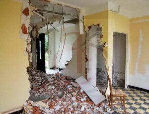 Снос стен в квартире разрешение куда обращаться