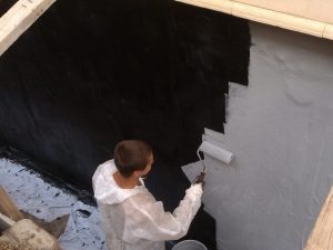 Обмазочная теплоизоляция стен