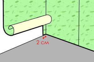 Правила оклейки стен флизелиновыми обоями