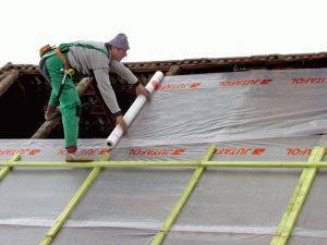 Паропленка для крыши