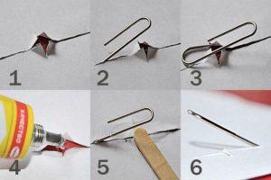 Как повесить часы на стену без гвоздей