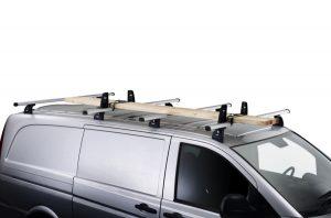 Как закрепить груз на багажнике на крыше