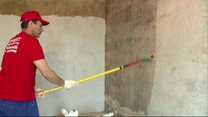 Нужно грунтовать стены перед штукатуркой цементным раствором кислотостойкость бетона
