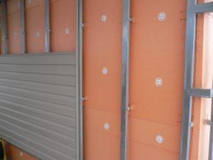 Утепление стен пеноплексом технология под сайдинг