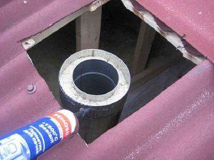Герметизация швов у брусового дома
